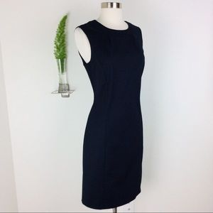 Tahari Stunning Sleeveless Black Dress Size 10